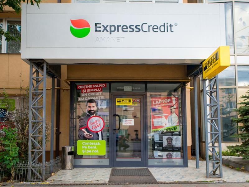 Express credit amanet magazin online